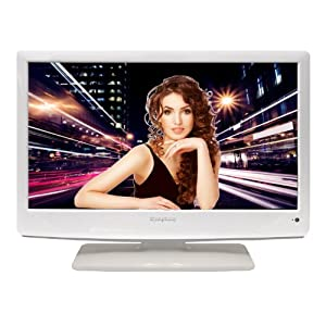 iSymphony LC24IF56WT 24 inch 1080p LCD HDTV with 10,000:1 Dynamic Contrast Ratio, 5ms Response Time, HDMI