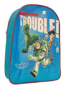 HERE COMES TROUBLE BACK PACK BY DISNEY PIXER