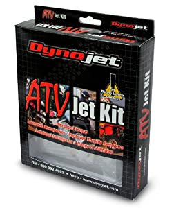 Dynojet Q503 Jet Kit for 500 Sportsman 98