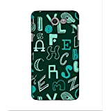 FUSON Designer Back Case Cover For Samsung Galaxy J5(2017) (english Alphabets Capital Caligraphy )