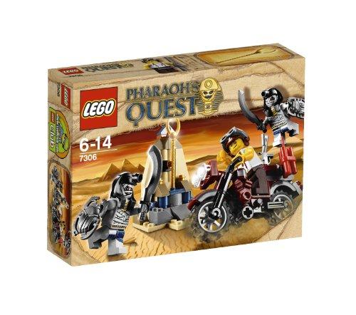 LEGO Pharaoh's Quest 7306 - Jagd nach dem Goldstab