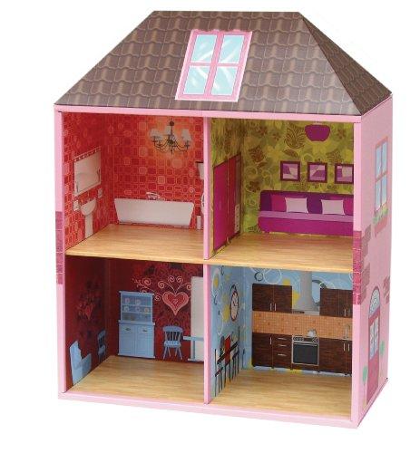 Krooom K-217 - Grande casa delle bambole
