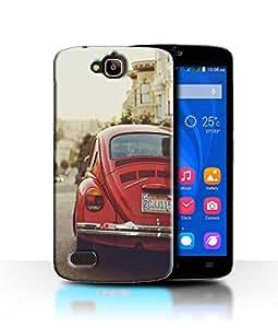 PrintFunny Designer Printed Case For HuaweiHonorHolly