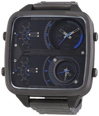 Diesel DZ7284's Watch Quartz Chronograph Stainless Steel Bracelet, Grey