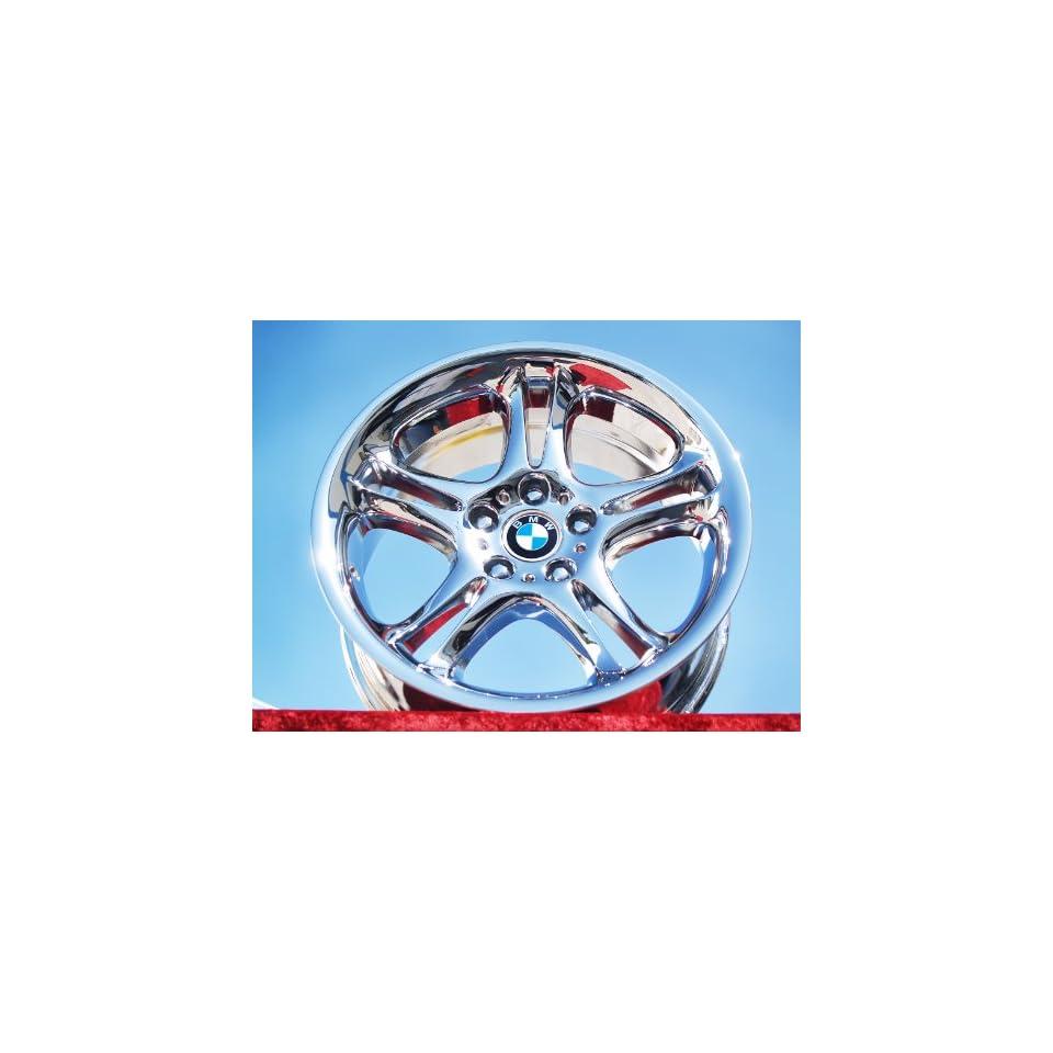 BMW Z8Style 59 Set of 4 genuine factory 18inch chrome wheels