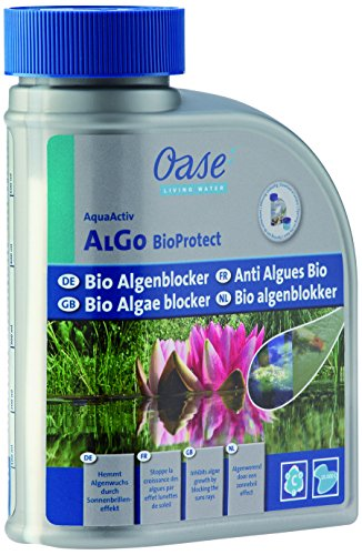 Oase-51279-AquaActiv-AlGo-Bio-Protect-Anti-Algues-500-ml