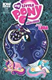 img - for My Little Pony: Micro Series #10 - Luna book / textbook / text book