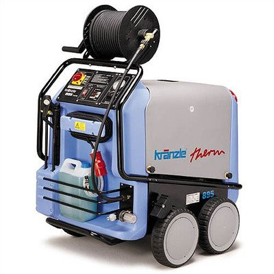 5.0 Gpm / 2,400 Psi Hot Water Electric Pressure Washer Option: Therm 1165 Tst 220 V