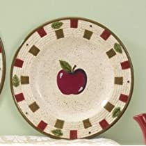 Apple Salad Plate