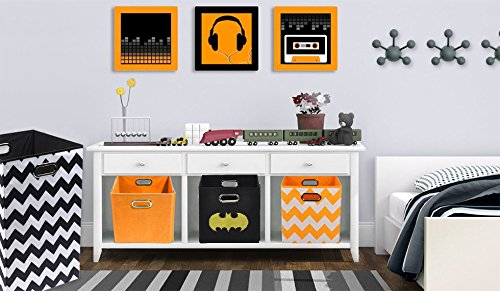 Batman Shield Folding Storage Bin at Gotham City Store