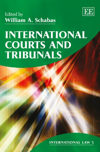 International Courts and Tribunals (International Law Series)