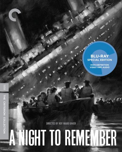 Cover art for  A Night to Remember (Criterion Collection) [Blu-ray]
