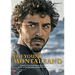 The Young Montalbano: Episodes 7-9