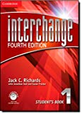 Interchange Level 1 Students Book with Self-study DVD-ROM (Interchange Fourth Edition)