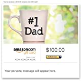 Amazon Gift Card - E-mail - #1 Dad