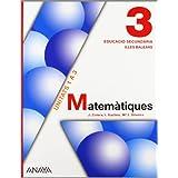 Matemàtiques 3.