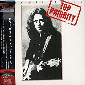 Top Priority [Limited Edition Vinyl Replica Sleeve]