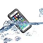 Bestpriceam (Tm) New Hot Waterproof Shockproof Dirt Proof Cover Case for Iphone 6 Plus 5.5'' (Black)