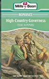 High Country Governess (0263756920) by Summers, Essie
