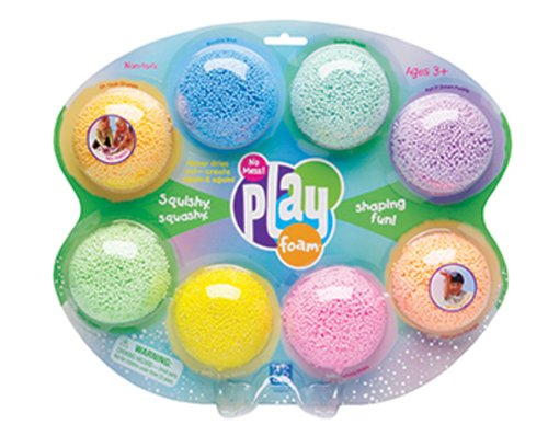 Playfoam Combo; 8 Color Pack; no. EI-1906
