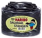 Haribo Salmiak-Stangen, 1er Pack (1 x...