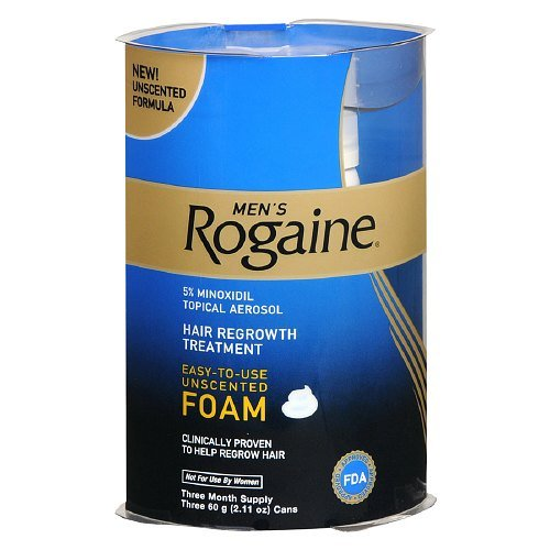 Men's Rogaine Extra Strength 5% Minoxidil Topical