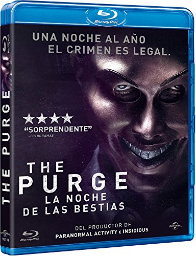 The Purge: La Noche De Las Bestias *** Europe Zone ***