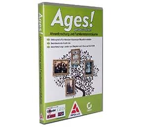 Ahnenforschung Stammbaum Lebenslauf Archiv+Grafik PC-Computer-Software-Programm