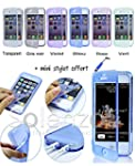 Coque transparente �tui housse gel so...