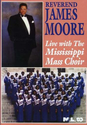 Live With the Mississippi Mass Choir [DVD] [2008] [Region 1] [US Import] [NTSC]