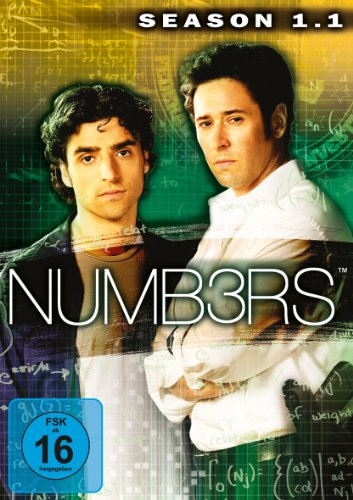 Numb3rs - Season 1, Vol. 1 [2 DVDs]