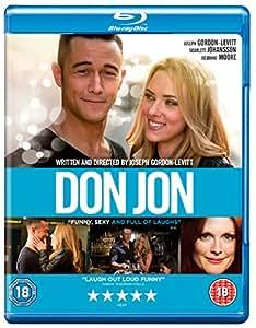 Don Jon [Blu-ray] [2013] [Region Free]