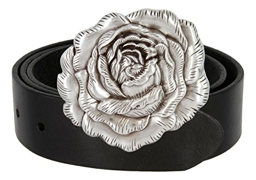 womens-antique-silver-finish-rose-buckle-with-one-piece-full-grain-genuine-leather-casual-jean-belt-