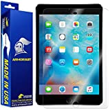 ArmorSuit MilitaryShield - Apple iPad Mini 4 Screen Protector Anti-Bubble Ultra HD & Touch Responsive with Lifetime Replacement Warranty