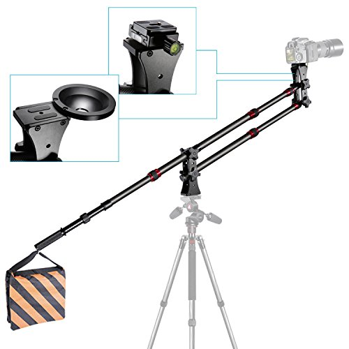 neewerr-57ft-174cm-portable-carbon-fiber-camera-crane-jib-arm-support-up-to-8-lbs-4kg-with-quick-rel