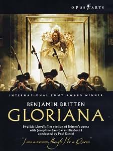 Britten;Benjamin Gloriana [Import]