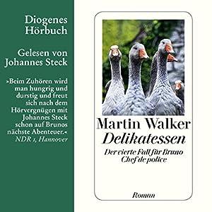 Delikatessen (Bruno Courrèges 4) Hörbuch