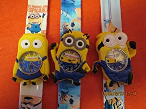 Despicable Me 2 Minion Watch