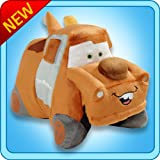 Pillow Pets® - Tow Mater (Cars) - Authentic Disney® 18 Large Folding Plush Pillow