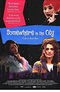 Somewhere In the City Poster Movie 11x17 Sandra Bernhard Bai Ling Ornella Muti Robert John Burke