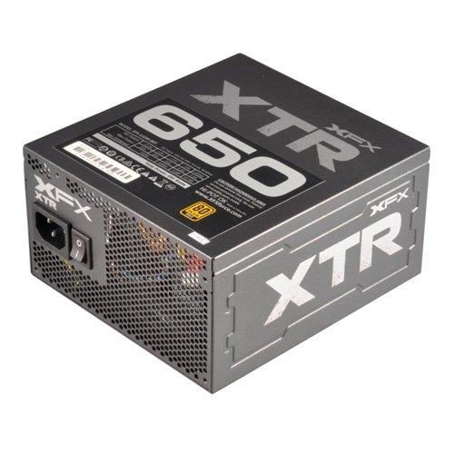XFX ATX12V/EPS12V 650W Power Supply P1650BBEFX (Modular Power Supply Xfx compare prices)