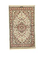 Eden Carpets Alfombra Kashmirian Marrón/Multicolor 122 x 75 cm