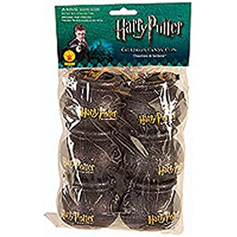 Halloween Harry Potter Cauldron Cady Cups Party Favors