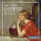 Cherubini: Cantatas [Amphion Mailys de Villoutreys, Ursula Eittinger, Michael Alexander Willens] [CPO: 777776-2] Amphion Mailys de Villoutreys