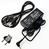 HQRP AC Adapter for Sony AC-S2422 fits DPP-FPHD1 DPP-FP35 DPP-FP55 DPP-FP70 DPP-FP90 DPP-F700 DPP-F800 Digital Photo Printer Power Supply Cord + Euro Plug Adapter