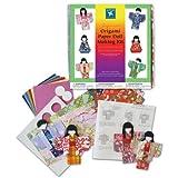Aitoh Kimono Doll Paper Kit