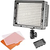NEEWER® CN-304 304PCS LED Dimmable Ultra High Power Panel Digital Camera / Camcorder Video Light, LED Light For...