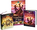 Kane Chronicles Series, with Poster