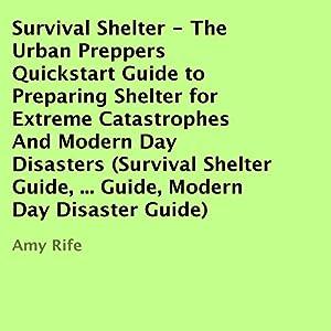 Survival Shelter Audiobook