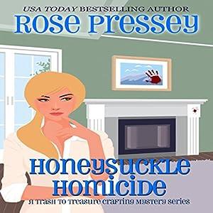 Honeysuckle Homicide Audiobook